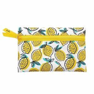 new Ipsy Lemons Makeup Bag ㋛ April 2019 ㋛